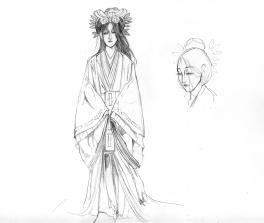 PA - Character Design Ei