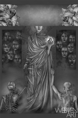 Witness. Graphite and Digital, 2018.