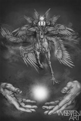 Harbinger. Graphite and Digital, 2018.